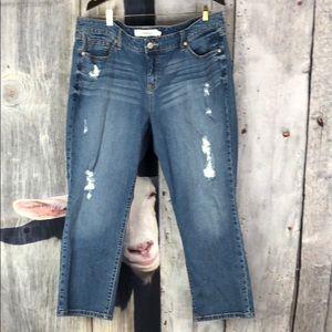Torrid Jeans Skinny We Swear By The Fit Sz 20